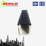 Zanja de drenaje de alta resistencia se utiliza para la construcción de carreteras