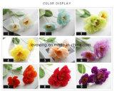Papavero di seta artificiale di tocco della seta artificiale del fiore reale del papavero mini per la decorazione domestica