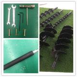 Gasolina 6300 que planta las herramientas de jardín picadoras del orificio