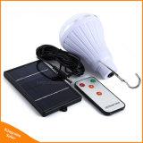 Im Freien Solargarten-Licht Dimmable 20 LED Birnen-Zelt-Lampe mit Fernsteuerungs