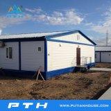 Vorfabriziertes Behälter-Haus als lebendes Hauptprojekt