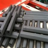 A decoração de bambu de Pólos do carvão vegetal no quarto e Purify o ar