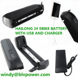 Batteria del fornitore 48V11ah E-Bike/Downtube/Lithium della Cina con il prezzo poco costoso