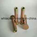 Prefabriceer de Concrete het Opheffen Torsie van de Metalen kap van de Voet van de Olifant van Contactdozen voor Bouwmateriaal