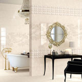 Azulejo de cerámica interior esmaltado 3D-Inkjet de la pared del cuarto de baño de Foshan 300900 (CP305)