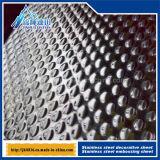 Декоративная стена нержавеющей стали при панель штемпелюя стальной точечный растр