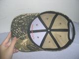 Бейсбольная кепка крышки камуфлирования верхнего качества для изготовленный на заказ конструкции логоса