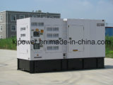 Cumminsのディーゼル機関(250kVA-1500kVA)によって動力を与えられる防音の発電機