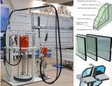 Linea di trasformazione d'isolamento automatica di vetro della pressa piana verticale
