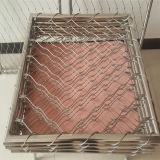 Gargenの塀のための適用範囲が広いステンレス鋼ワイヤーケーブルの網かロープの網