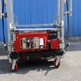Machine automatique de rendu de construction de machine de plâtre de mur