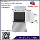 Scanner de sécurité de l'aéroport Dual-View machine à rayons X pour l'enregistrement dans la zone SA10080D
