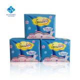 Pistas menstruales del FDA del certificado de la tela femenina disponible de la higiene con el empaquetado de encargo