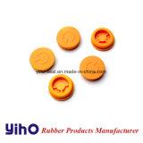 Rilievo del tasto del silicone/fornitore del rilievo delicatamente di gomma in Cina