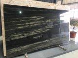 De nieuwe Zwarte Countertop van de Steen van het Marmer/van het Graniet Tegel van de Bevloering van de Bekleding van de Muur van de Plak door de Prijs van de Fabriek