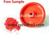 Rotes Masterbatch für Plastikmarkise Tarpanlin