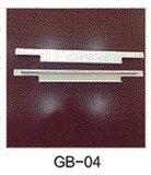 Galv van uitstekende kwaliteit. Het heldere Aluminium behandelt JP-Ls-006