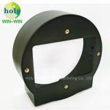 Lentille en plastique ABS de précision les pièces de la caméra du capot par l'usinage CNC