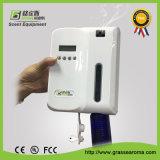 Difusor eléctrico del petróleo esencial del plástico 120ml con el montaje de la pared para el hogar