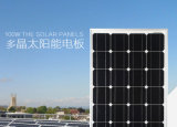135W Monocrystalline модуль солнечной панели солнечных батарей с 4 линиями и 25 лет на весь срок службы