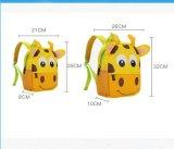 Nueva escuela de chicos lindos dibujos animados bolsos Mochila Mini juguete para bebé Niña Niño de kinder del don de los niños adorables Schoolbag Estudiante