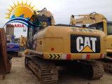 Utiliza la construcción de la máquina excavadora hidráulica excavadora sobre orugas Cat 320D