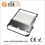 호박색 차도 건축 80W는 3 년 LED 투광램프 보장을 크리 말 Philips LEDs와 가진 체중을 줄인다