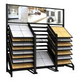 Для тяжелого режима работы покрыты керамической плиткой металлическая подставка для дисплея