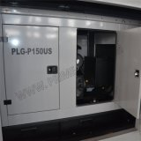 150kVA altamente ha personalizzato il tipo insieme di generazione diesel ultra silenzioso del baldacchino alimentato da Perkins