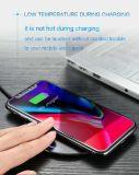 Мобильный телефон стандарта Qi USB Wireless - быстрая зарядка для iPhone Samsungr