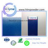 Froissé bleu résistant à la chaleur avec revêtement en poudre RoHS