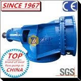 Química horizontal de flujo axial de acero inoxidable Dúplex Bomba, Bomba de circulación forzada en vertical, codo de la hélice Bomba, Bomba de industriales de flujo mixto hechas en China