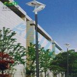 30W IP65 3 anni della garanzia LED di lampada di via esterna solare astuta