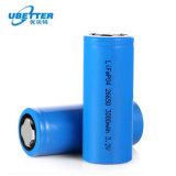 Al por mayor de 3,2 V 26650 Batería 3000mAh Batería Baterías LiFePO4