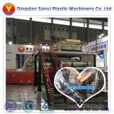 Le WPC composites en plastique laminés en bois d'administration/panneau/Tile gamme de machines