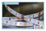 セリウムのRoHS 5050 12V 24VアルミニウムLED堅いストリップ