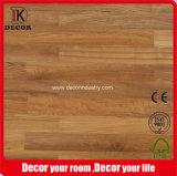 El Color Natural de teca de Birmania de madera de interior suelos de ingeniería