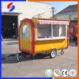 Tricycle à moteur d'aliments Snack Barbecue chariot mobile