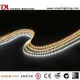 セリウムUL 2835 4.8W 12V IP67heatの収縮の防水ストリップLEDの照明