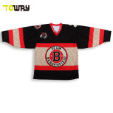Maglietta Personalizzata Sublimazione Hockey Maglie Sport Wear