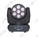 7LEDs*10W LEDのビーム移動ヘッド