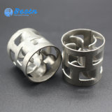 Ss304, SS316, SS316L SS410, S304L Metal Anel Pall Embalagens para refinação de petróleo