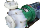 Alliage plastique de fluor Cqb pompe magnétique