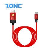 Hoher Lösungs-Typ c-Kabel zum HDMI Kabel