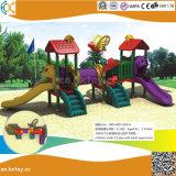 De Openlucht Plastic Apparatuur van uitstekende kwaliteit van het Pretpark