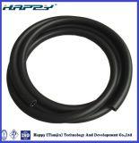 1/2 pouces non métalliques tresse fibre flexible hydraulique recouvert de caoutchouc