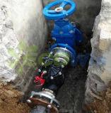 Irrigatie Solenoid in Line Valve met Flow Control