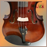El contrachapado flameado violín estudiante de nivel de entrada