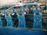 Machine de barre du plafond T de boîte de vitesse de vis sans fin