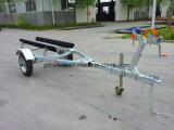 De gegalvaniseerde StraalAanhangwagens van de Ski voor Au